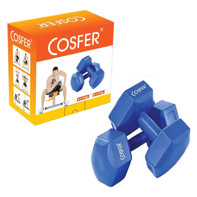 Cosfer CSF90833X2 3 Kg X 2 Adet Plastik (Cement) Dambıl