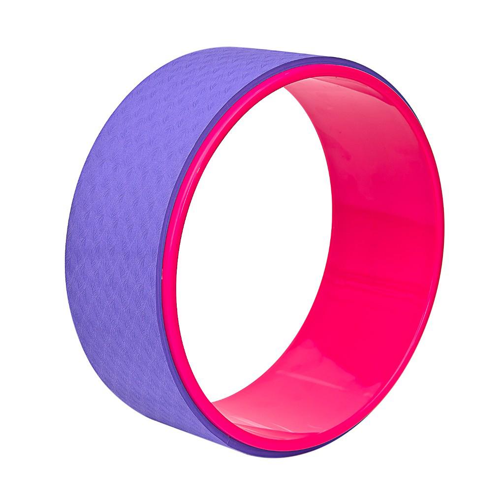 Cosfer CSF108MP Pilates ve Yoga Wheel Balance ( Mor - Pembe )