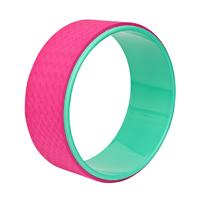 Cosfer CSF108PY Pilates ve Yoga Wheel Balance ( Pembe - Yeşil )