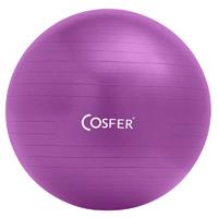 Cosfer CSF20CMM Pilates Topu 20 cm. Mor