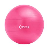 Cosfer CSF20CMP Pilates Topu 20 cm. Pembe