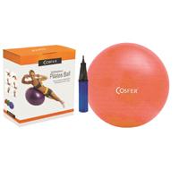 Cosfer CSF65CMKTO Kutulu Pilates Topu Oranje Pompa