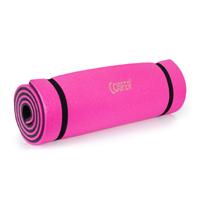 Cosfer 16 mm Pembe Siyah Pilates Yoga Minderi