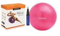 Cosfer CSF65CMKTP Kutulu Pilates Topu Pembe Pompa