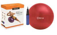 Cosfer CSF75CMKTK Kutulu Pilates Topu Krmzı Pompa