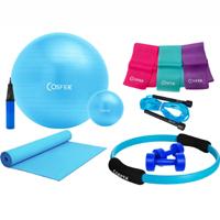 Cosfer CSFSET09 Komple Yeni Pilates Seti