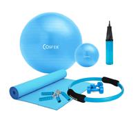 Cosfer CSF-9001 10 Parça Pilates Seti