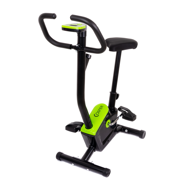 Cosfer CSF-02YSL Egzersiz Bisikleti Yeşil