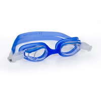 Cosfer CSF2323M (Mavi) Silikon Junior Çocuk Yüzücü Gözlüğü