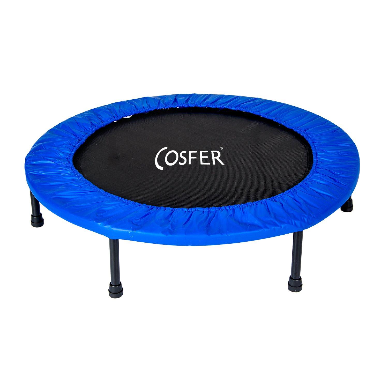 """Cosfer CSF40M Trambolin 102 cm (40"""") Mavi"""