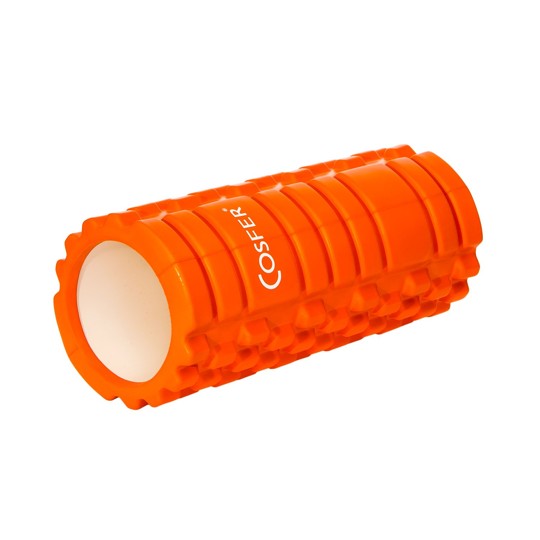 Cosfer CSF56T Hollow Foam Roller - Turuncu