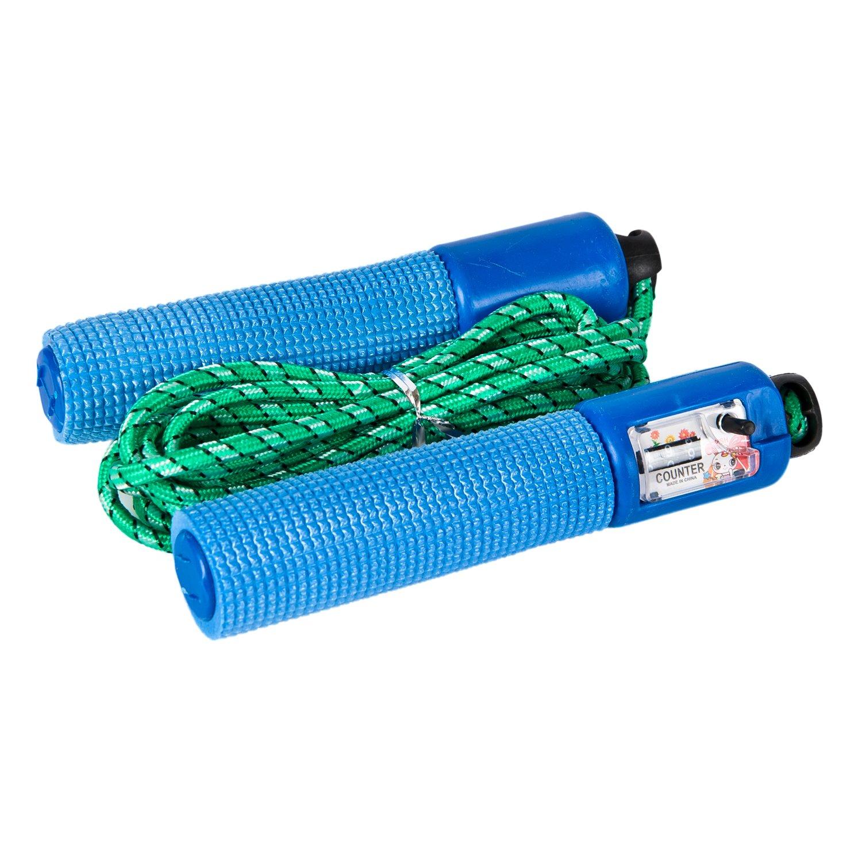 Cosfer CSFAIM Sayaçlı Atlama İpi - Mavi