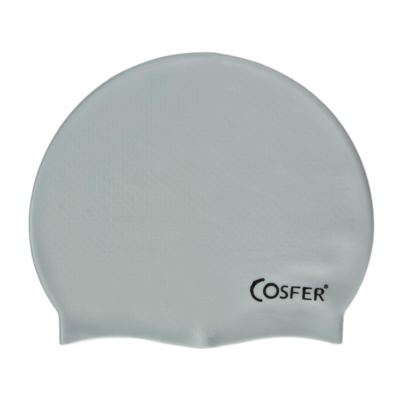 Cosfer CSF1236G Silikonlu Bone - Gri
