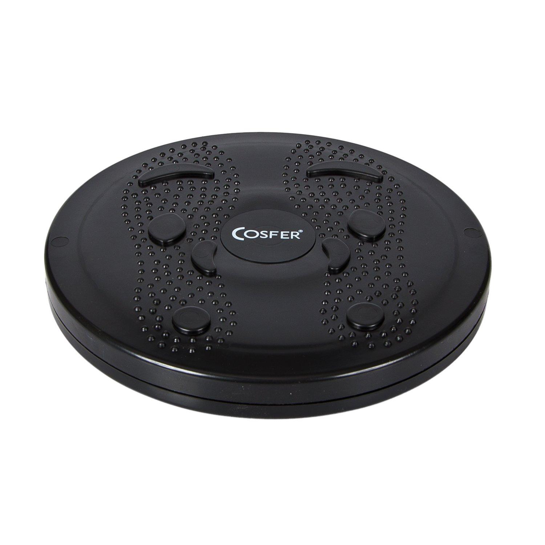 Cosfer CSF1434S Twister Disc - Siyah