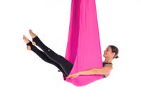 Cosfer CSF203P Yoga Fly Egzersiz Akrobasi ve Denge Aleti Egzersiz Aleti