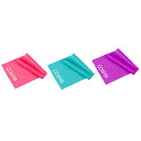Cosfer CSFPLO 120X7,5 Üçlü Pilates Bandı